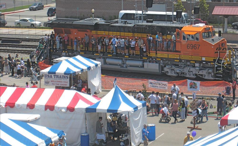 Planning Underway For Railroad Days 2013 In Fullerton